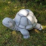 Gartenfigur Schildkröte Schildi frostfest Stein