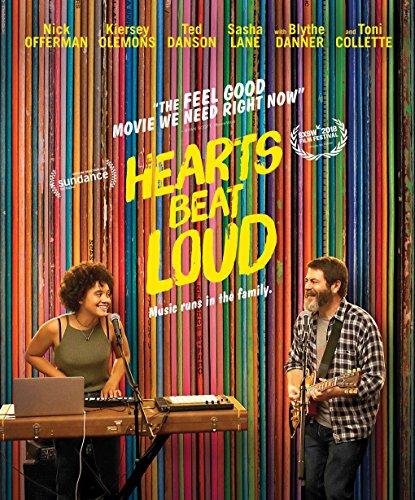 Hearts Beat Loud Blu-Ray.
