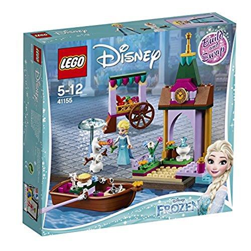 LEGO Princesas Disney - Aventura en el mercado de Elsa (41155)