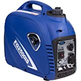 Ford 2200 Watts Peak & 2000 Watts Rated Silent Petrol or Gasoline Powered Portable Inverter Generator, FG2500iS, Blue