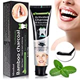 Dentifrices, Teeth Whitening Toothpaste, Charbon Dentifrice, Blanchiment des dents,...