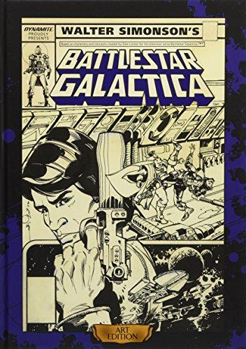 Walter Simonson Battlesta