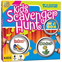 Cheatwell Games Kids Scavenger Hunt