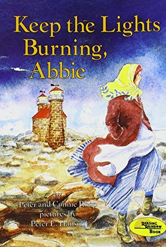 Keep the Lights Burning, Abbie with CD by Peter Roop (2004-01-06)