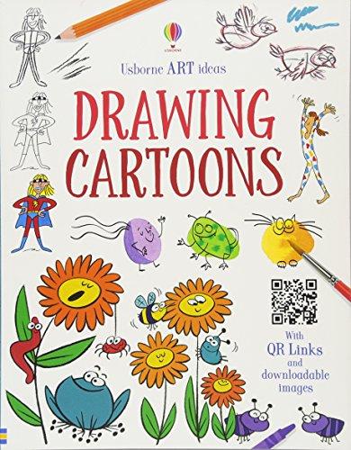 Drawing Cartoons por Anna Milbourne