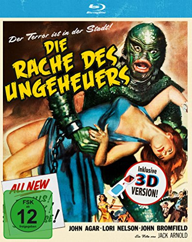 Bild von Die Rache des Ungeheuers  (+ 3D-Brille) [Blu-ray]