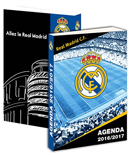 Real Madrid Academic Diary 2016/2017, Official Back-to-School Collection [English not guaranteed]