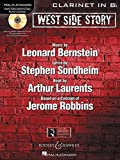 West Side Story for Clarinet Clarinette