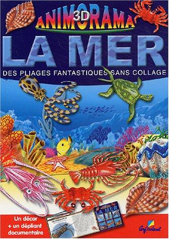 La mer : Des pliages fantastiques sans collage par C Boudineau