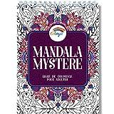 Livre de Coloriage Adulte: Coloriage Mystere Mandala Adulte, le Premier Cahier de Coloriage Mystère Adulte avec Papier Artiste et Reliure Spirale par Colorya...