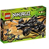 LEGO Ninjago 9444 - Coles Tarn-Buggy
