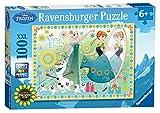 Ravensburger – Die Eiskönigin Party-Fieber – XXL Puzzle (100 - Puzzleteile) [UK Import]
