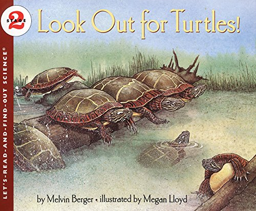 Look Out for Turtles! (Let's Read-&-find-out Science)