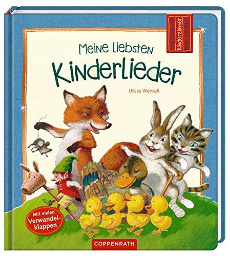 Coppenraths Kinderzimmerbibliothek: Meine liebsten Kinderlieder (Klappe Früh)
