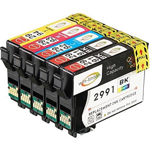 win-tinten 5 Pack Die Neueste Chip-kompatible Epson 29XL Expression XP-235 XP-332 XP-335 XP-432 XP-435 Tintenpatronen