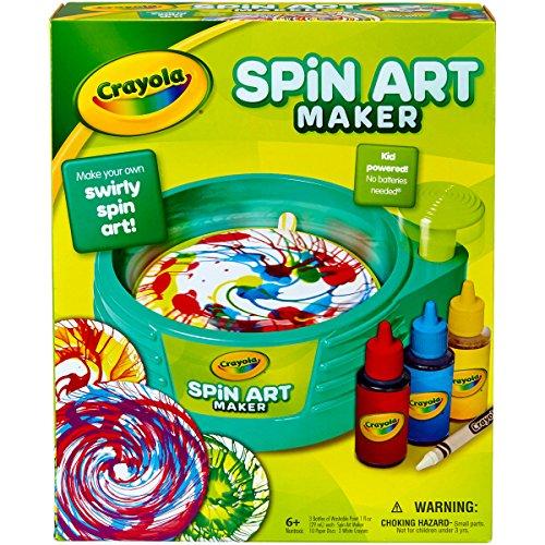 Crayola 74-7084 - vortice di colori, multicolore