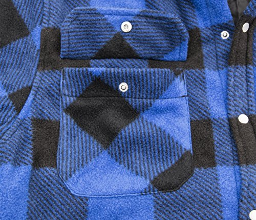 Dickies -  Camicia Casual  - Uomo blu royal