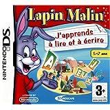 Lapin Malin J'apprends à Lire et écrire