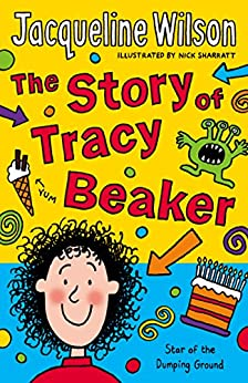 The story of tracy beaker book