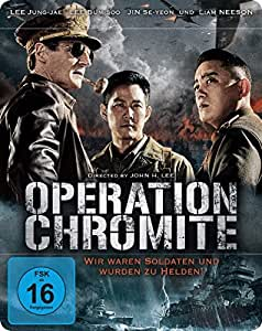 Operation Chromite -Steelbook/Uncut [Blu-ray] [Limited Edition]
