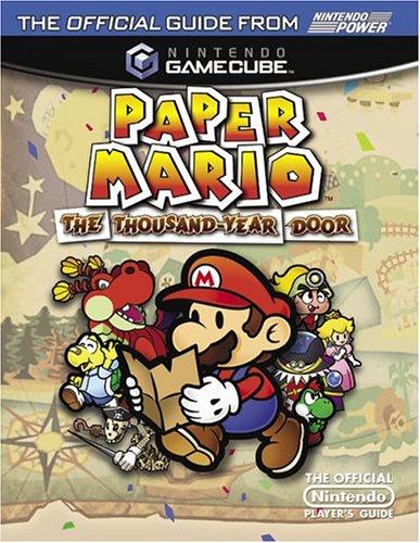 Title: Official Nintendo Paper Mario The ThousandYear Doo