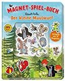 Der kleine Maulwurf Magnet-Spiel-Buch: Lernspaß mit 16 Magneten