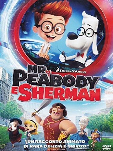 mr. peabody e sherman dvd Italian Import by animazione