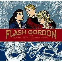 Flash Gordon: Dan Barry Volume 2 - The Lost Continent