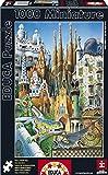 Educa Borras Puzzle Collage Gaudi Miniature (1000 Pieces)