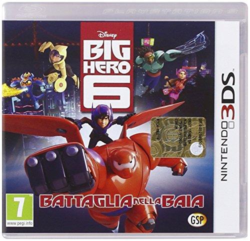 3Ds 1008780 Big Hero 6 ()