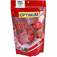 Cichlid Quick Small Pellet Fish Food, Red