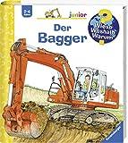 Der Bagger (Wieso? Weshalb? Warum? junior, Band 38) - Andrea Erne
