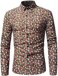 Amazon.fr   Chemises - T-shirts, polos et chemises   Vêtements ... a335ad7c8bc