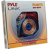 Pyle PLAM40 Amplificateur avec branchement pour batterie et haut-parleur 6 m 1600 W