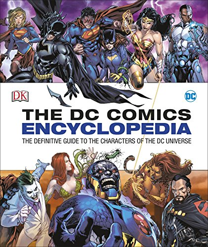 ia All-New Edition: The Definitive Guide to the Characters of the DC Universe (Dk) ()