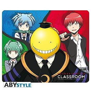 ABYstyle - Assassination Classroom - Alfombrilla para ratón  - Grupo