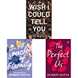 Wish I Could Tell You + A Touch of Eternity + The Perfect Us(Set of 3 Books)