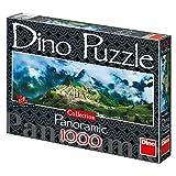 Dinotoys 545250 Hoher Qualität Breite Panorama Puzzle;Machu Picchu ansehen, 1000 Stück