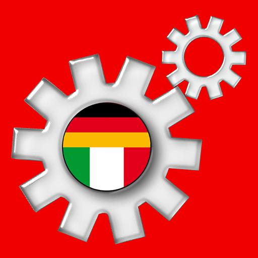 Technisches Wörterbuch Deutsch-Italienisch/Italienisch-Deutsch - Hoepli