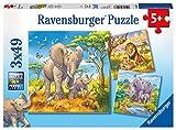 Ravensburger Puzzle 08003 - Wilde Giganten