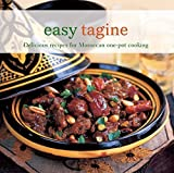 Easy Tagine: Delicious recipes for Moroccan one-pot cooking by Ghillie Basan (2012-10-11)