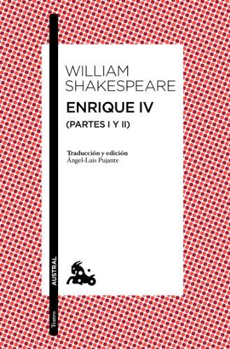 Enrique IV (Teatro nº 1) por William Shakespeare