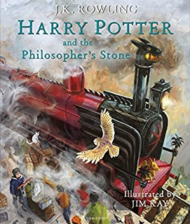 Harry Potter and the Philosopher's Stone: Illustrated Edition (Harry Potter Illustrated Edtn) (1408845644) | Amazon Products