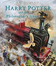Harry Potter and the Philosopher's Stone: Illustrated Edition (Harry Potter Illustrated E