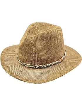 BARTS Gamble Hat, Sombrero Panamá para Mujer