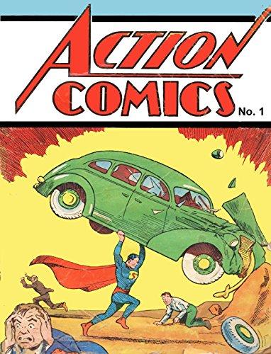 action-comics-1-english-edition