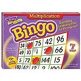 Trend Bingo Game, Multiplication
