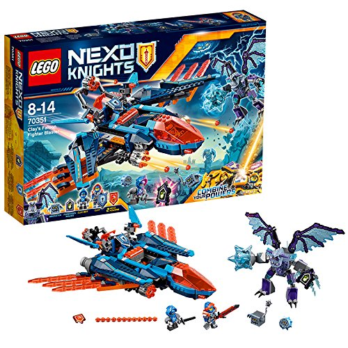 LEGO 70351 ``Clays Falcon Fighter Blaster`` Building Toy