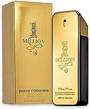 Paco Rabanne 1 Million Eau de Toilette For Men 100ml