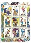Klassische Pinocchio Briefmarken für...